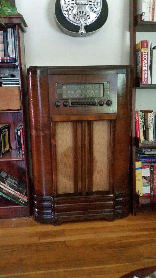 1939 RCA Victor K80 Console Tube NY, NY for Sale in Queensbury, NY - OfferUp