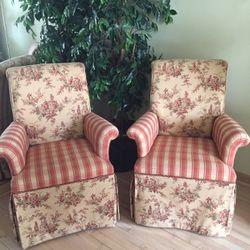 Custom made parsons chairs Thumbnail