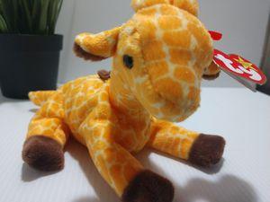 Twigs Giraffe TY beanie baby 1995 for Sale in Salt Lake City, UT