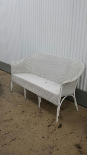 White Patio Furniture Set for Sale in Washington, DC