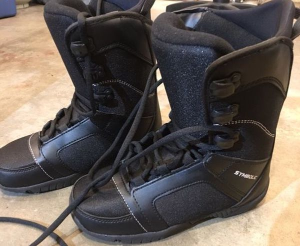 Symbolic Mens 8 Ultra Light Snowboard Boots New For Sale In