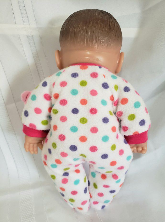 Berenguer Chubby Baby With Pijamas 13.5 in