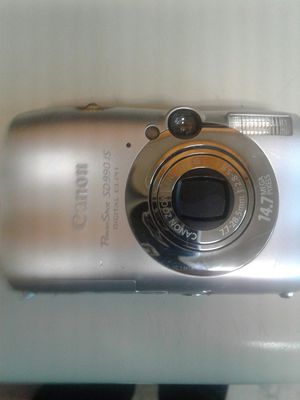 Cannon Digital Camera for Sale in Gaithersburg, MD