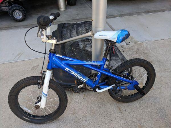 Schwinn Burnout boys bike 16