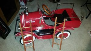 child's antique Fire Truck...be the parent of the year this xmas for Sale in Temple Hills, MD