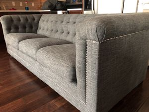 Sofa couch FIRM for Sale in Herndon, VA