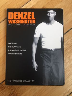 Denzel Washington Movies NEW! for Sale in Baltimore, MD