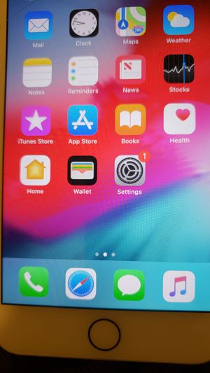 Iphone 7 plus 128gb unlocked excellent condition for Sale in Falls Church, VA