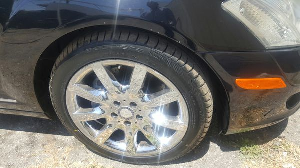 Mercedes Benz Rims And Tires For Sale In Los Angeles Ca Offerup