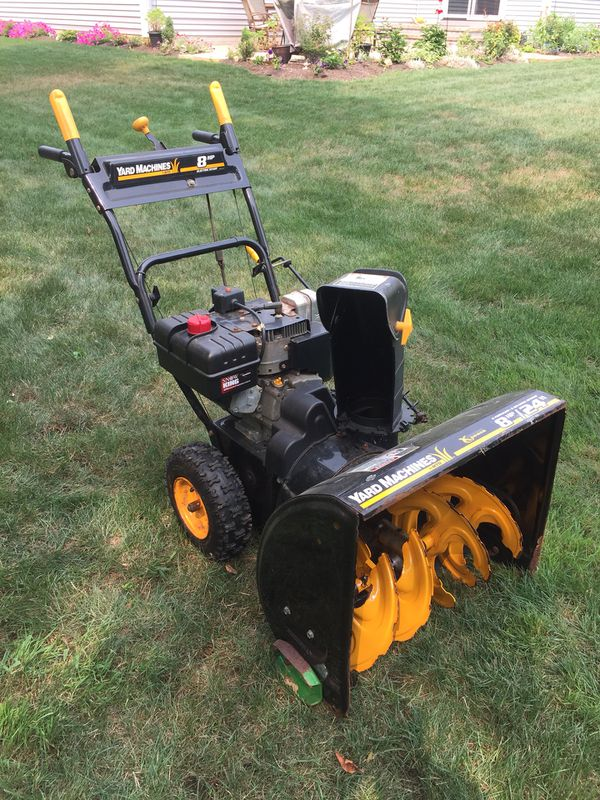 Snow blower for Sale in Munroe Falls, OH - OfferUp