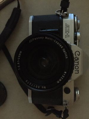 Canon ae1 for Sale in Scottsdale, AZ