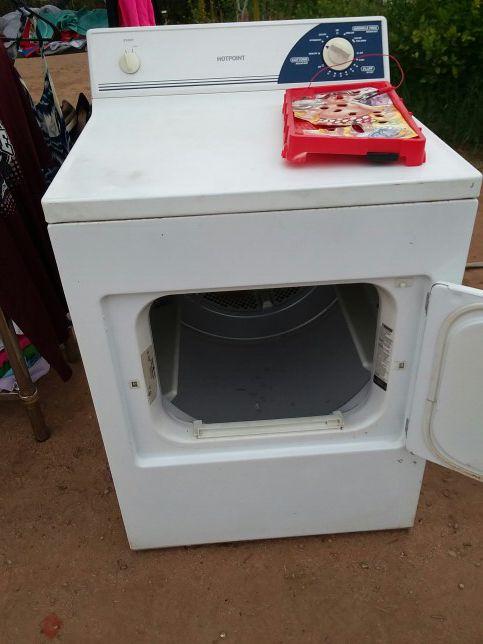 White Dryer