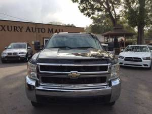 2008 Chevrolet Silverado 3500HD LTZ// $6999 DOWN //$320 MONTHLY - $18998 (7414 north Florida ave tampa PLEASE ask for Toris luxury auto mall