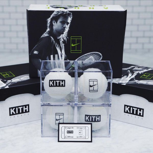 439f595bb576 KITH X NIKE  RARE  Tennis ball DS in box . for Sale in Queens