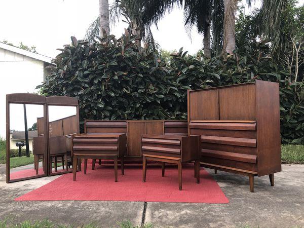 "online store bd865 1c145 Lane ""First Edition"" MCM Bedroom Set for Sale in Orlando, FL - OfferUp"