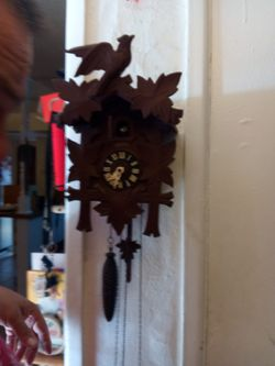 Coocoo Clock Thumbnail