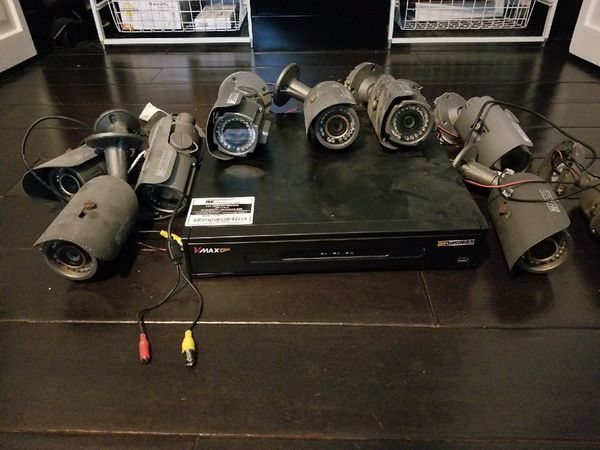 Digital Watchdog VMax Flex DW-VF16 DVR 16 Channel & 9 Cameras B362DIR for  Sale in Homestead, FL - OfferUp