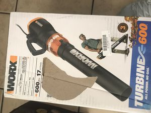 Leaf blower. Used for Sale in North Las Vegas, NV