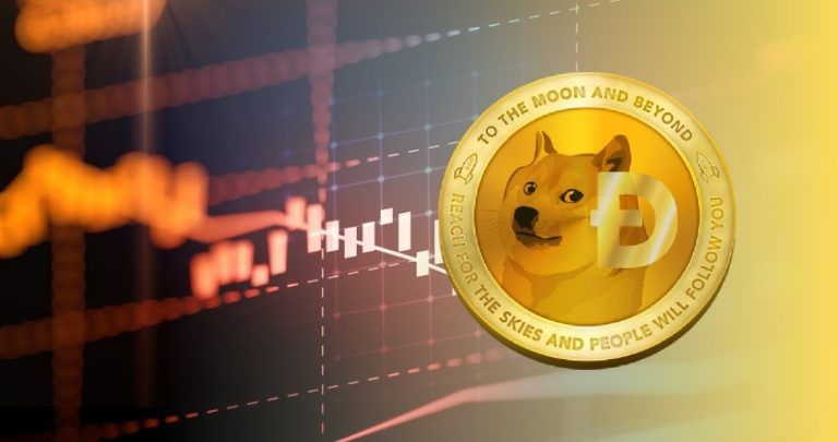 50 DOGE Coins - Cryptocurrency - 1 Hour Contract