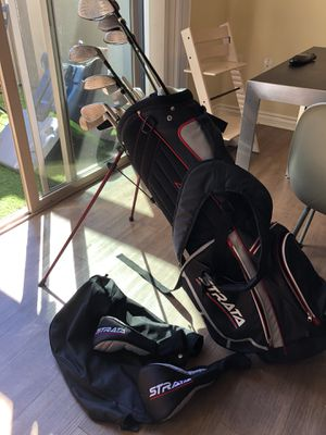 Mens LH golf clubs - starter set for Sale in Los Angeles, CA