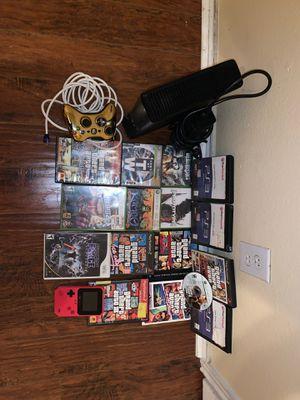 Photo Xbox 360 game bundle
