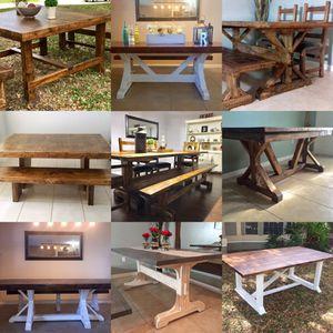 Photo Rustic Furniture
