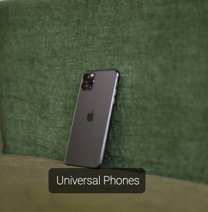 Apple IPhone 11 Pro Unlocked