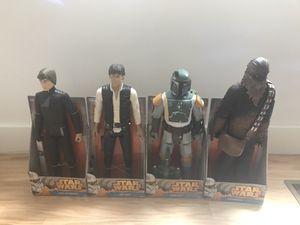 Brand new Star Wars action figures for Sale in Bridgeport, CT