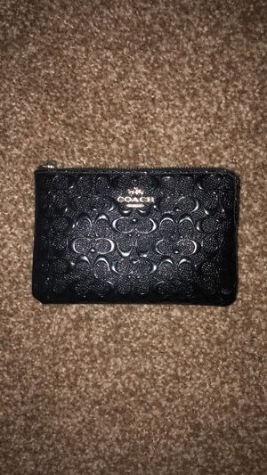 coach wallet/coin bag for Sale in Silver Spring, MD