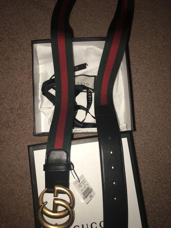 81e8a76665c Web Gucci belt for Sale in Atlanta