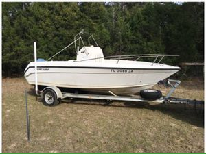 1995 18' SPORT CRAFT SOLID BOAT for Sale in Saint Cloud, FL
