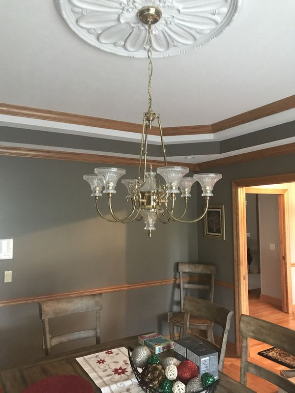 chandelier for sale in kent oh offerup