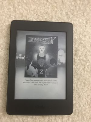 Kindle Paperwhite - Black for Sale in Herndon, VA