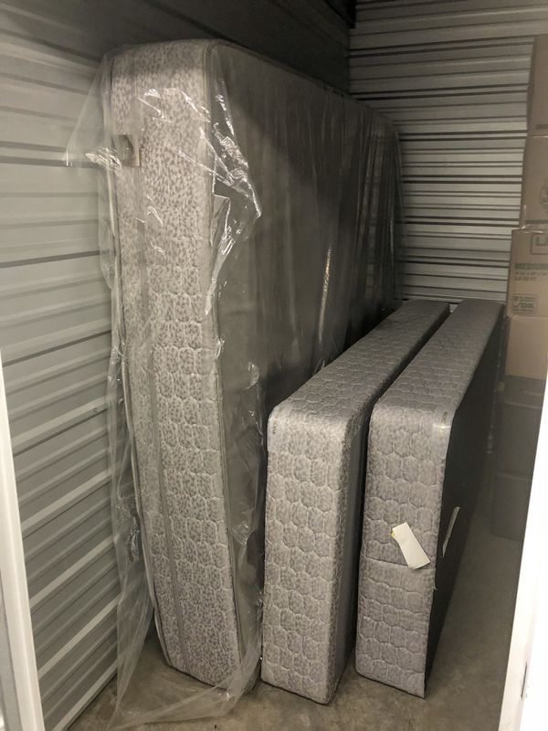Lady Americana King Size Mattress Box For Sale In Mercer Island