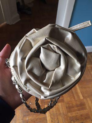 White purse for Sale in Arlington, VA