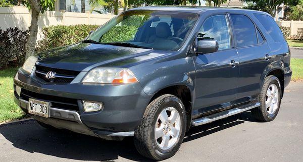 2003 Acura Mdx Suv 3 Row S Cold Ac 2019 Registration