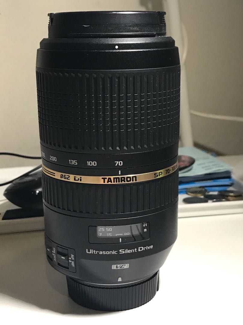 Tamron 70-300mm VC for Nikon DSLR