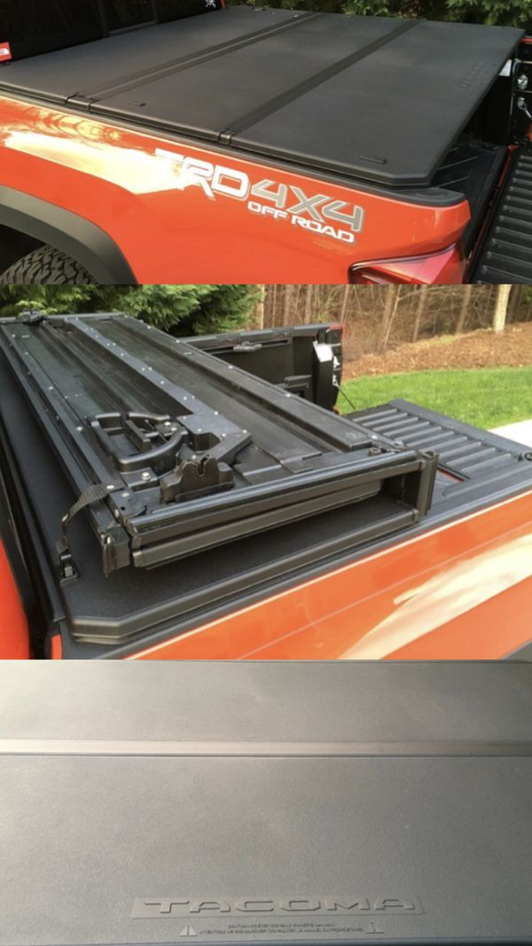 Toyota Tacoma Oem Tonneau Cover Short Bed 5 Foot For Sale In Seattle Wa Offerup