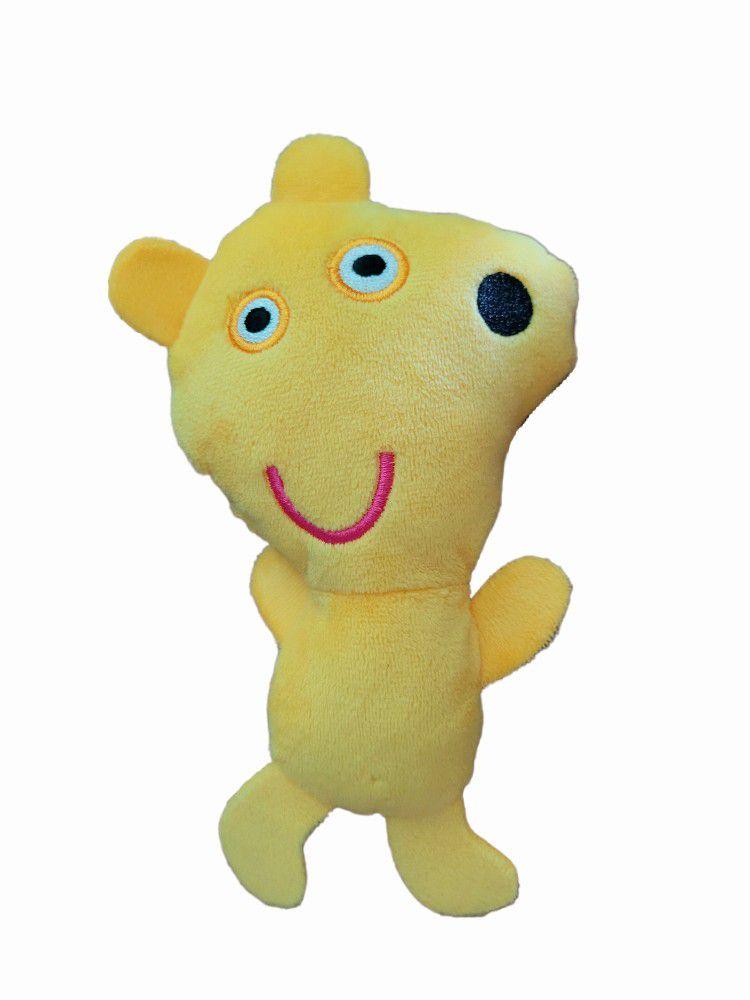 Peppa Pig Yellow Teddy Bear