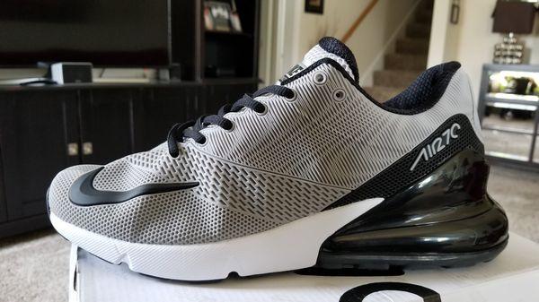 on sale 0b5bc 65bff New in box men's Nike Air Max 270 size 11 grey/black price firm for Sale in  Murfreesboro, TN - OfferUp