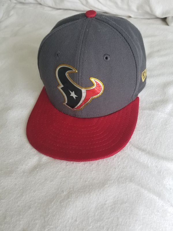 classic fit 66428 36411 NFL Houston Texans Kid s Fitted Hat