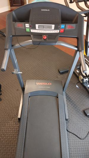 Photo Treadmill- Weslo Cadence G 5.9i