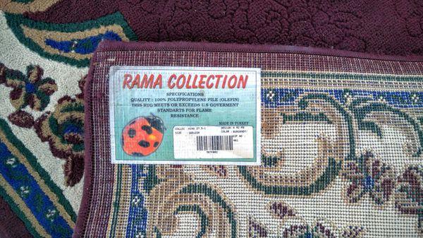 Rama Collection Rug Area Rug Ideas