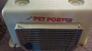 Photo Pet Porter LARGE pet carrier