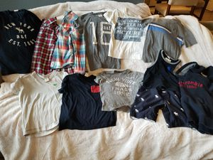 Photo Boys small Abercrombie lot of 11