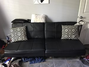 Leather Futon For In Columbia Sc