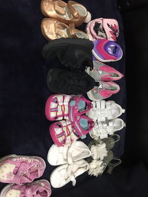 Baby girl shoes for Sale in Fairfax Station, VA