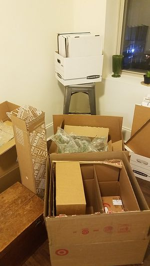 FREE Moving Boxes for Sale in Baltimore, MD