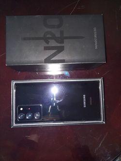 Samsung Note 20 Ultra 5g Unlocked Thumbnail