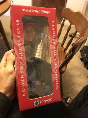 Autographed Scotty Bowman unopened bobble head for Sale in Detroit, MI